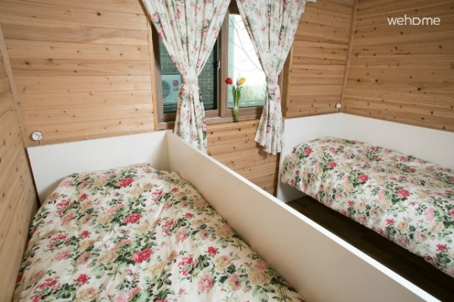 Female only_Twin Room(201)_ChungDam Guesthouse