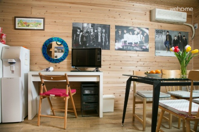 Female only_Dorm(204)_ChungDam Guesthouse