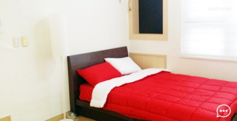 Entire Studio #4 in Gangnam (2 Double Bed)