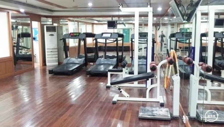Entire Studio #4 in Gangnam (2 Double Bed)
