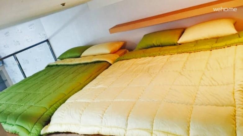 Entire Studio #3 in Gangnam (2 Double Bed)