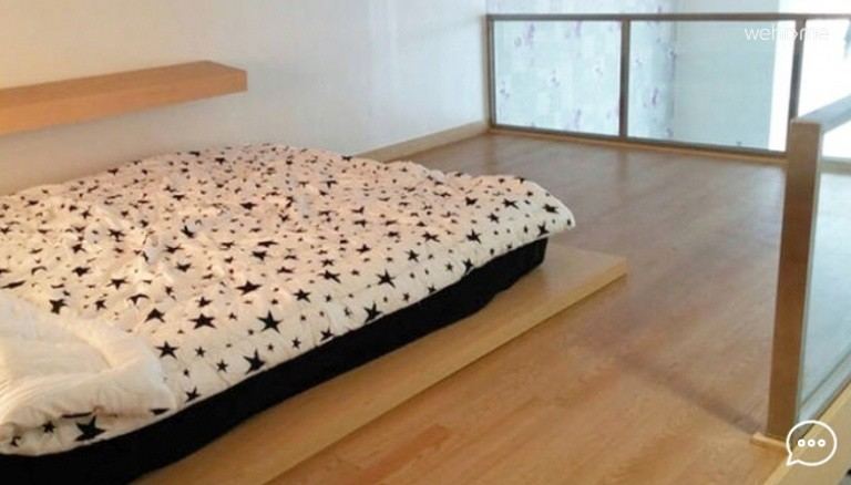 Entire Studio #2 in Gangnam (2 Double Bed)