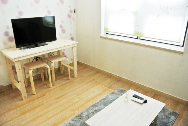 Entire Studio #1 in Gangnam (2 Double Bed)