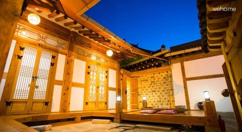 [Jeonju Hanok Village]Illakdang Room Mon