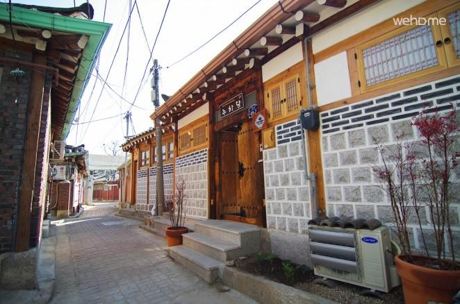 [Seochon Seoul] Nuha Hanok Stay, Ondol (3 PAX)