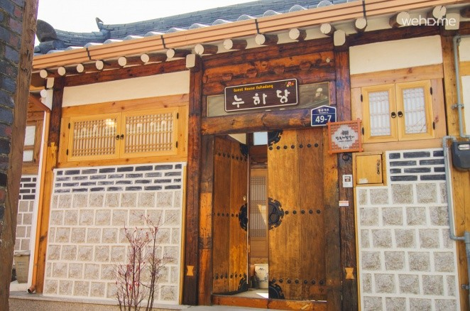 [Seochon Seoul] Nuha Hanok Stay, Ondol (4 PAX)