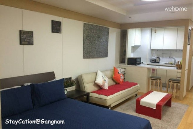 StayCation 5 min to Gangnam Station