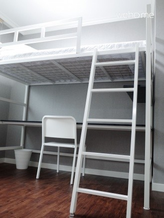 The one-person a single room