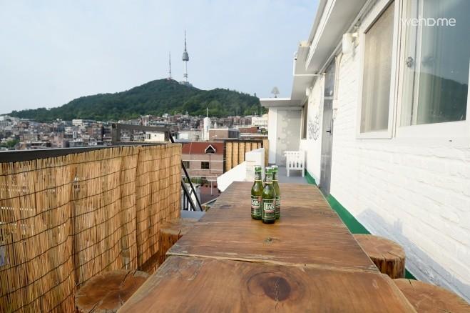 Photo Park Guest House! ★ 해방촌