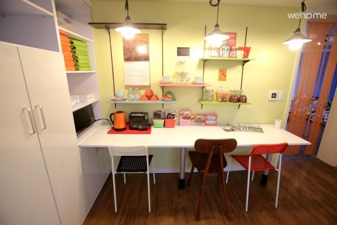 Mix Dormitory with 4 bed 'Santana'