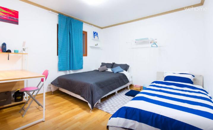 [3rooms+2Bathrooms]@Hongdae area