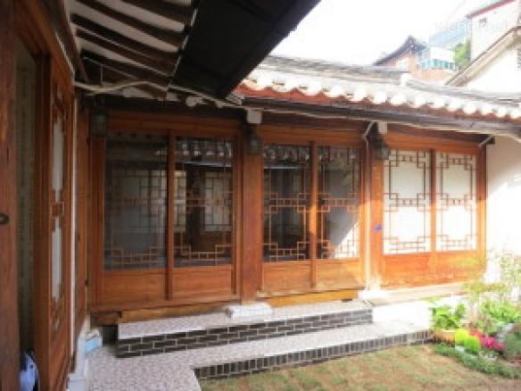 Usimdang Hanok Guesthouse MainHome-Flower/Sun Room