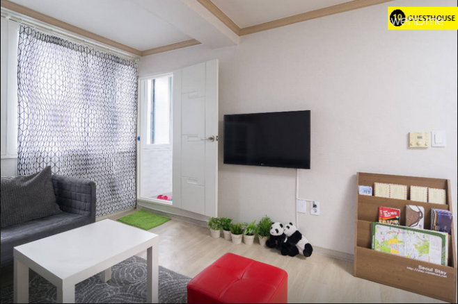 6 beds mixed dormitory room / 10 GUESTHOUSE
