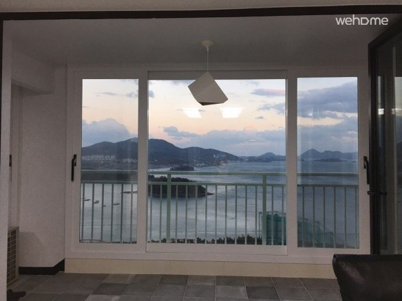 [Yeosu] Breathtaking Panoramic Ocean View Aprtment