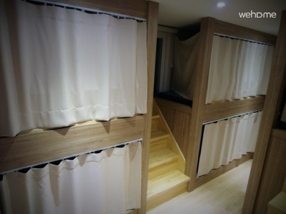 10 ttorang guesthouse dormitory room (the room man)