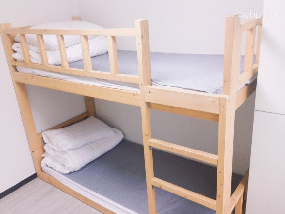 Guest House Mathilda - 2People Bunk Bed