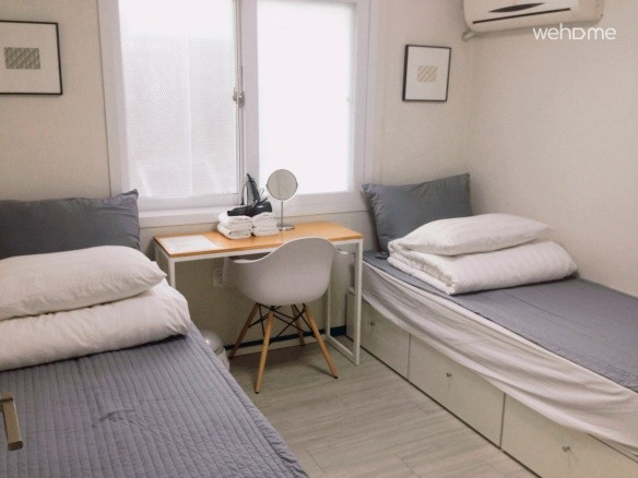 Guest House Mathilda - 2People Twin Bed