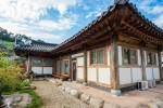 Traditional Korean House; Good Place for Family