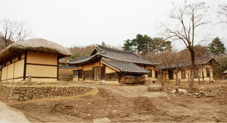 Just hours old, wanggok town - big house baekchon