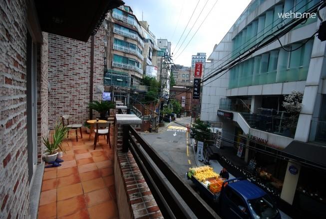 *Terrace*GangNam Stn