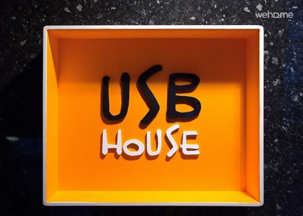 ★★★ USB house double-2
