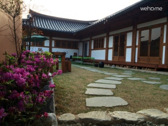 Jeonju Hanok Village Hanok Stay together - happy (2-4 persons);