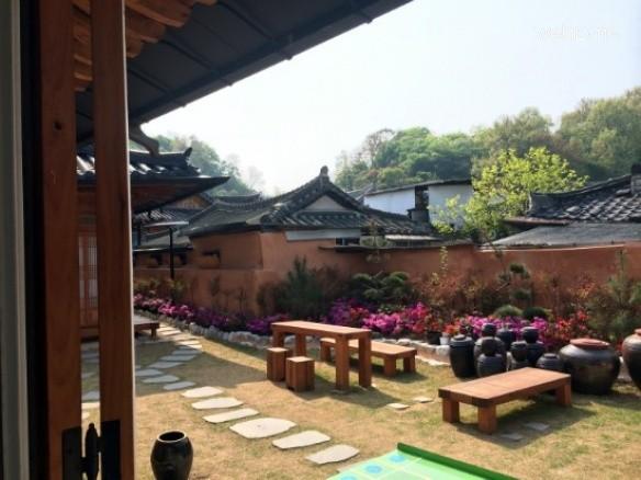 Jeonju Hanok Village Hanok Stay Together
