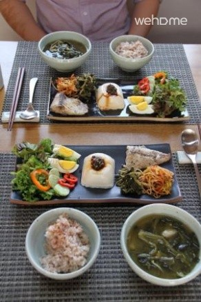Bukchon Hanok Seoul uncle (mother nongkkeut) _ opening