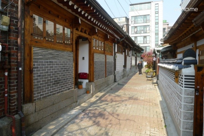 Seochon Beautiful Hanokstay, Siwoo [Maru-Bang]