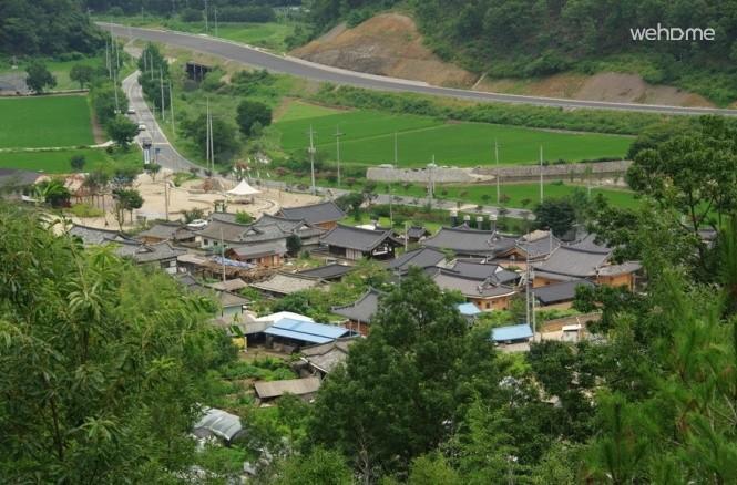 Gaesil town Yunpoong gotaek - juksil