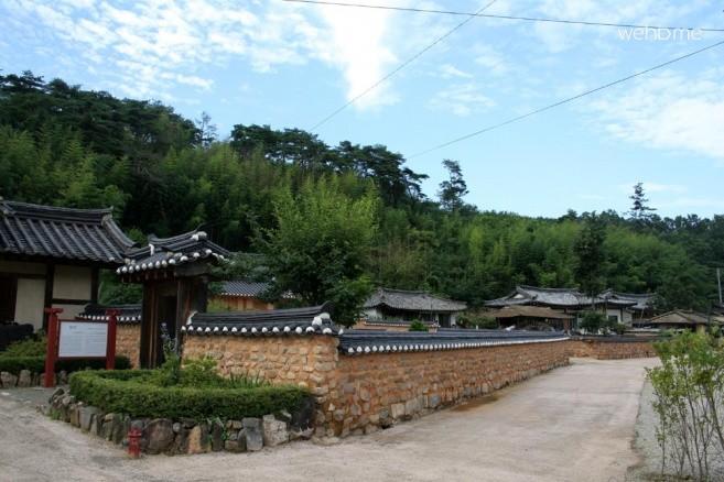 Gaesil town Yunpoong gotaek - Plum