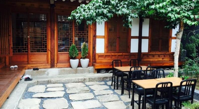 [Bukchon - The Place Where Seoul, Cornus
