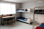 6 person bedroom