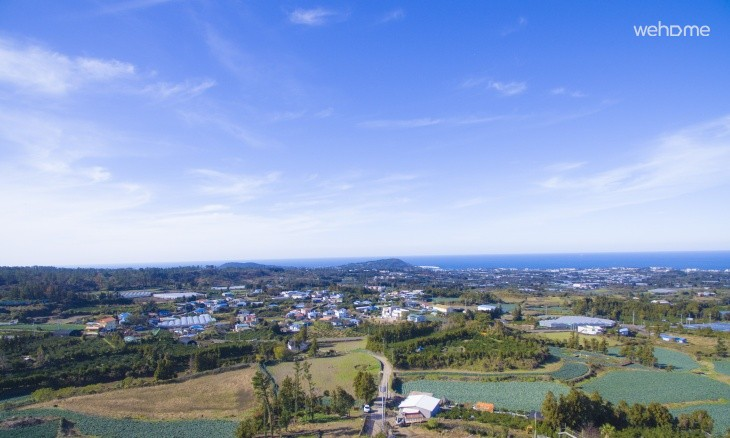 Copy space sogil / Jeju live one months