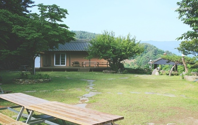 Hadong mountain plum Plantation Bed and Breakfast, 2 persons