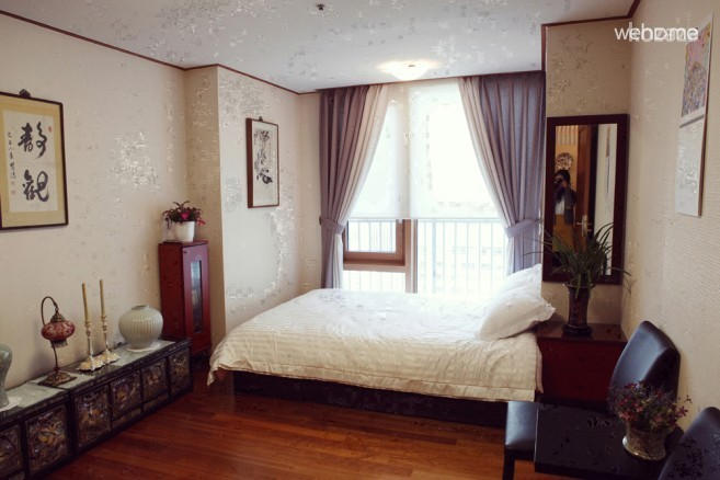 [3 rooms] 64 flat (212m²), 20 floor spacious hotel accommodations _ such as Lotte Jamsil Guesthouse