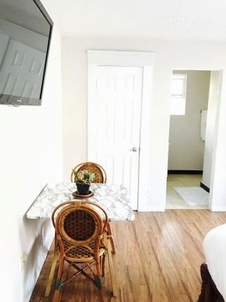 Studio: Private Entry Kitchenette Bath Parking