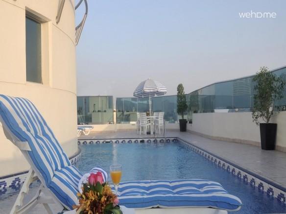 Deulex Two Bedroom - Bur Dubai's Golden Sands area