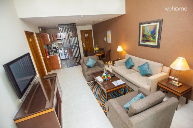Deulex Two Bedroom - Bur Dubai's Golden Sands area