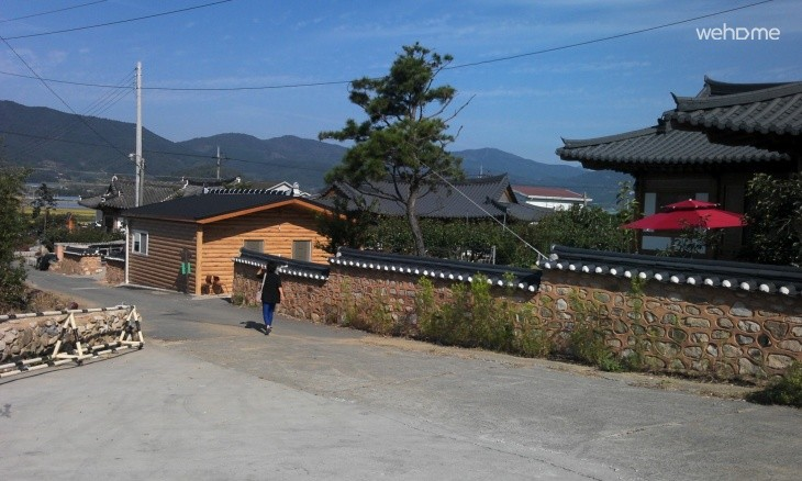 Suncheon-nakan house homestay pear house
