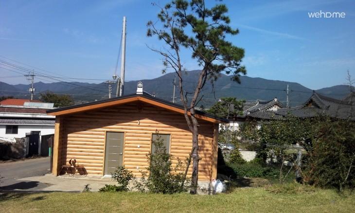 Suncheonhonan house homestay pear house love sweet moonlight room