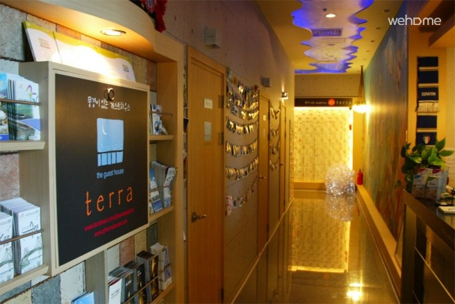 Terra Guest House 1st Store Female 10 Room Dorm