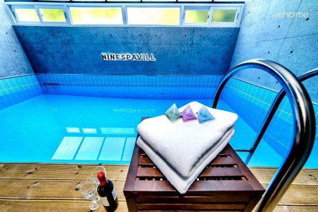 JEJU NINESPAVILL - Pool Villa