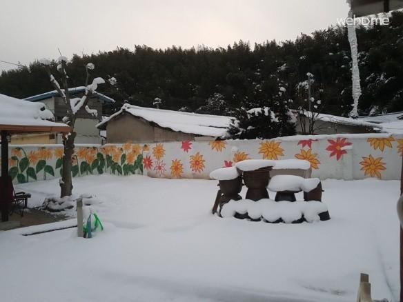 stay in gonggan-damyang (sunburst)