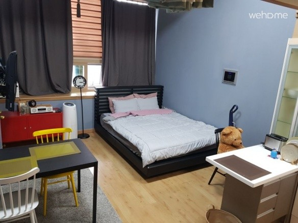 stay in gonggan- Gwangju (duplex office building)