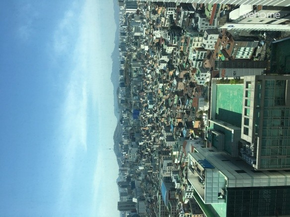 Loft apartment with stunning view in Gangnam