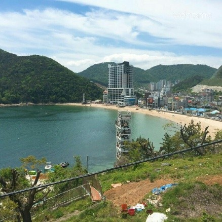 Luxury house in Deokpo Beach, Geoje