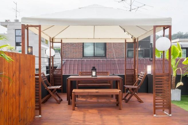 [Hongik Univ. STN]6rm Amazing rooftop Muji, Modern