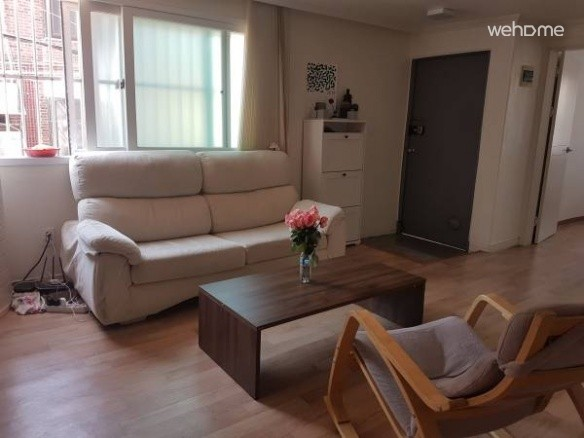 Bright, Spacious Private Room By Namsan Park