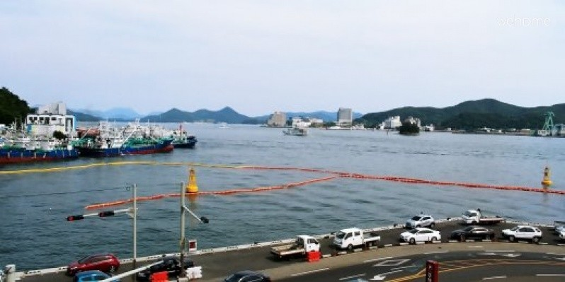 Good value for money. Best location for sightseeing in Tongyeong city center. Enjoy Tongyeong on foo